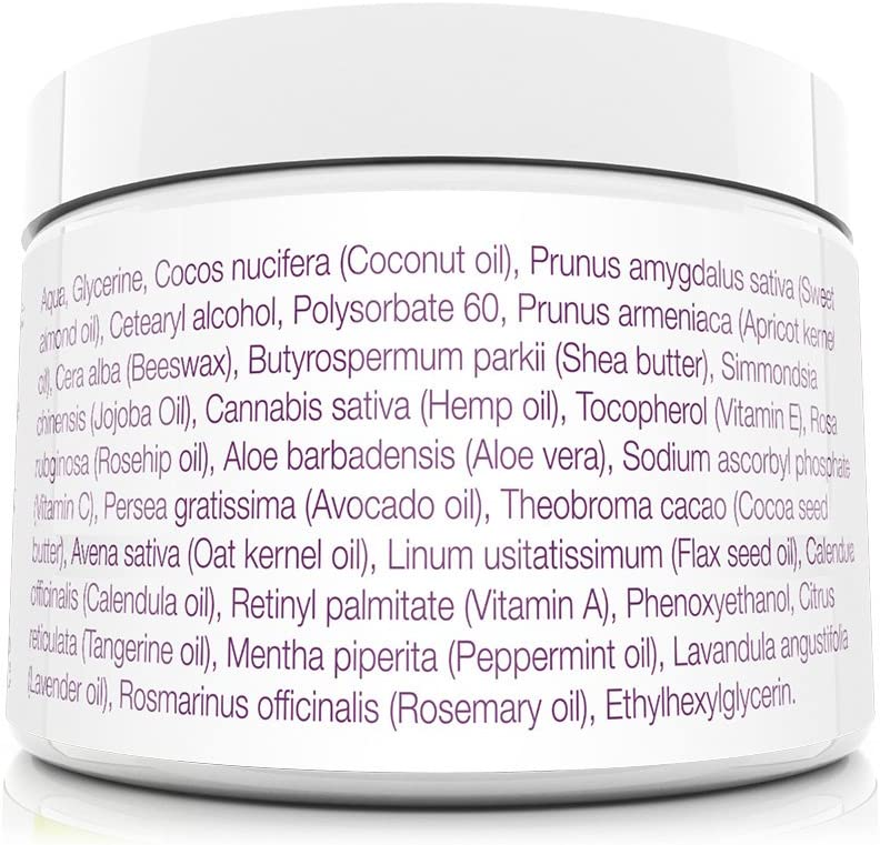 Naturenté Soria Crema hidratante natural para problemas de la piel ...