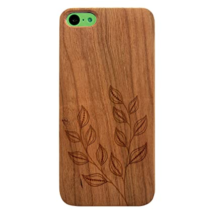 Amazon.com: JewelryVolt - Funda de madera para teléfono ...
