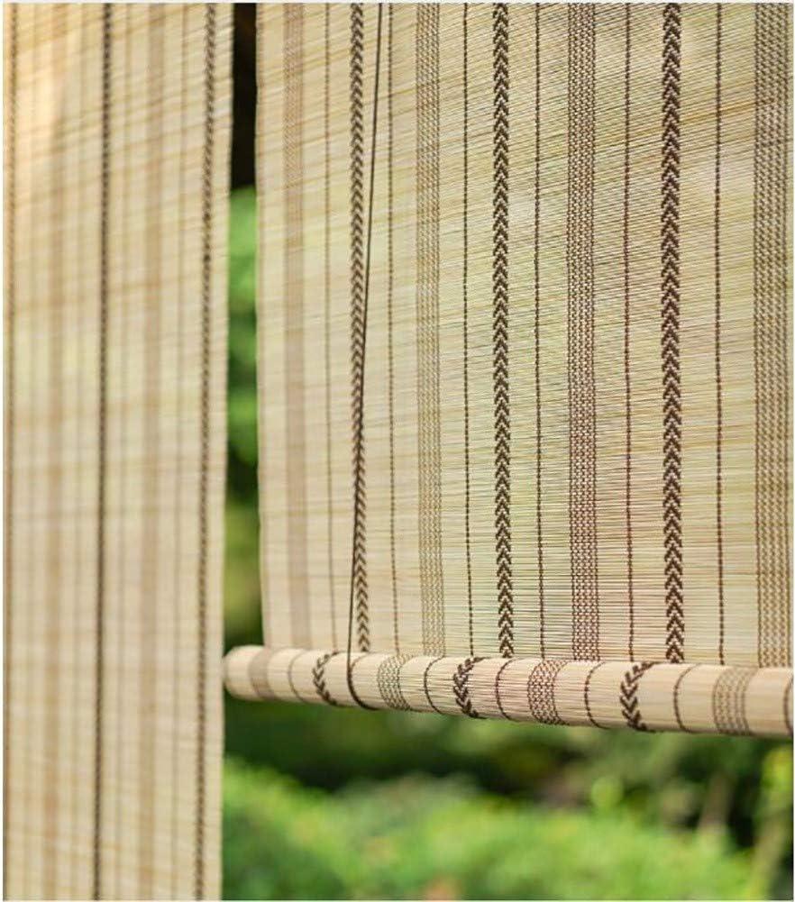 Estor enrollable enrollable enrollable con empalmes, fuera Roller sombra para veranda/patio/manta/pérgola/cenador, formato personalizado (tamaño: 120 x 160 cm): Amazon.es: Hogar