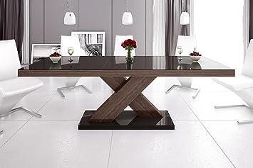 Super Furniture24 Eu Esstisch Xenon Tisch Ausziehbar In