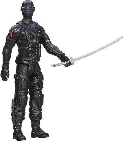 Amazon.com: G.I. Joe Retaliation Snake Eyes 12