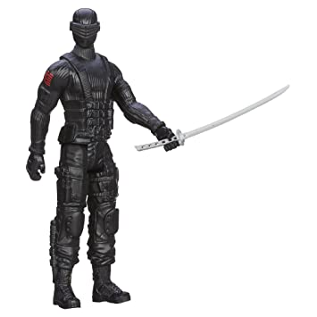 G.I. Joe Retaliation Snake Eyes 12 Action Figure by G. I. ...