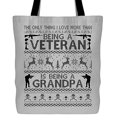 Amazon.com: Bolsas de lona de la marca Being A Veteran - Ser ...