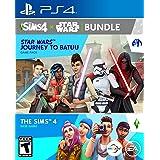 The Sims 4 Plus Star Wars Journey to Batuu Bundle - PlayStation 4