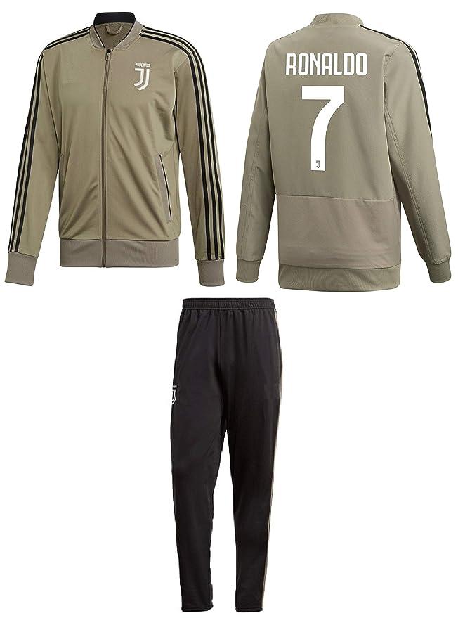 Amazon.com: Kitbag Cristiano Ronaldo Juventus #7 - Chándal ...
