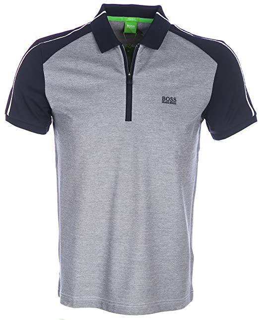 b92d6359e Hugo Boss Polo Shirt Philix in Navy: Amazon.ca: Clothing & Accessories