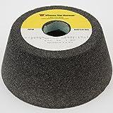 "6"" Stone Flywheel Grinding Wheel, Winona Van Norman"