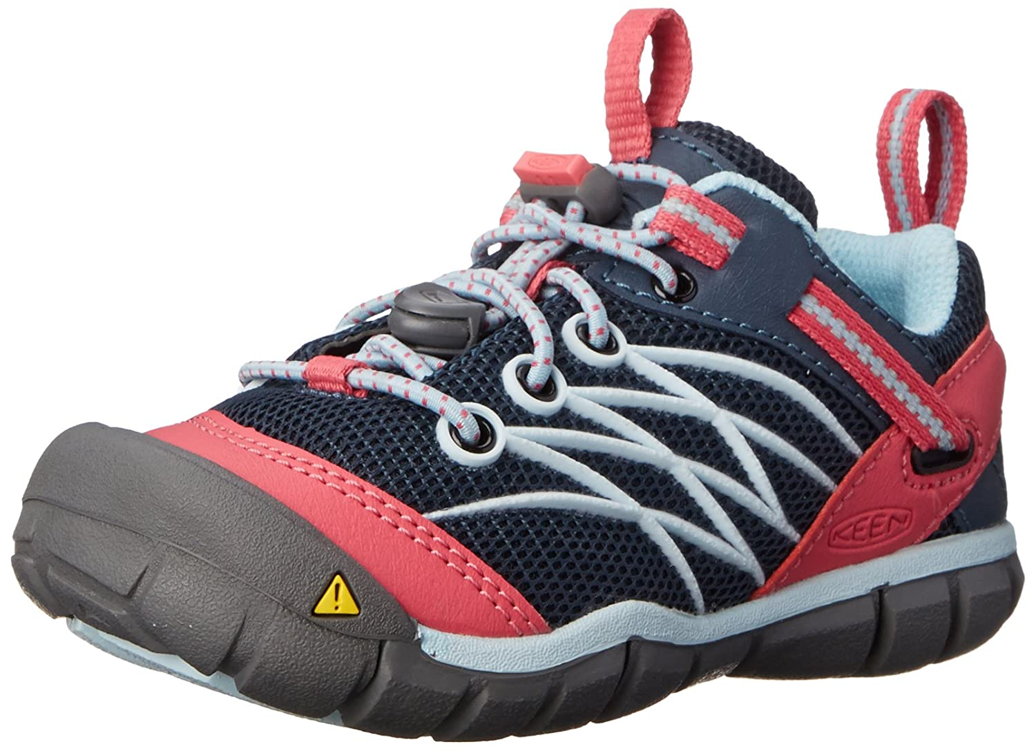 KEEN Chandler CNX Shoe B00L89TTEU 3 M US Little Kid|Midnight Navy/Honeysuckle