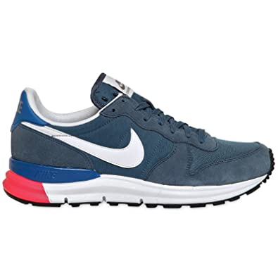 new style c6810 a9bc8 Lunar Internationalist - New Slate Summit White-Military Blue, 13 D Us   Amazon.co.uk  Shoes   Bags