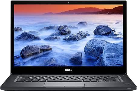 Dell Latitude 14 7000 7480 Business UltraBook - 14in (1366x768), Intel Core i5-6300U, 256GB SSD, 8GB DDR4, Backlit Keys, Webcam, Windows 10 Professional (Renewed)