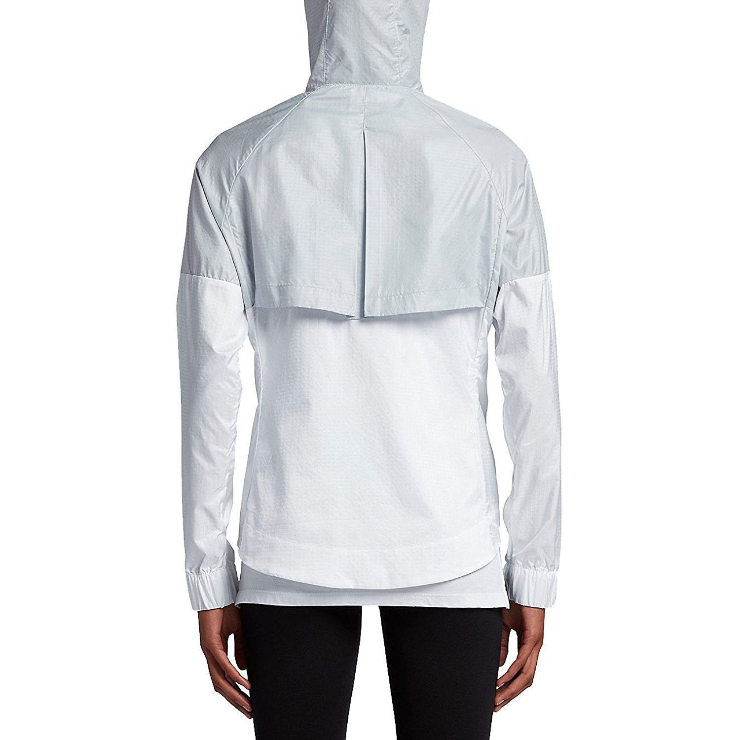 Amazon.com: Chaqueta rompevientos Nike, Blanco, XL: Sports ...