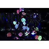 Lexton DL-10 5m Crystal Shape Crystal LED Light (Multicolour)