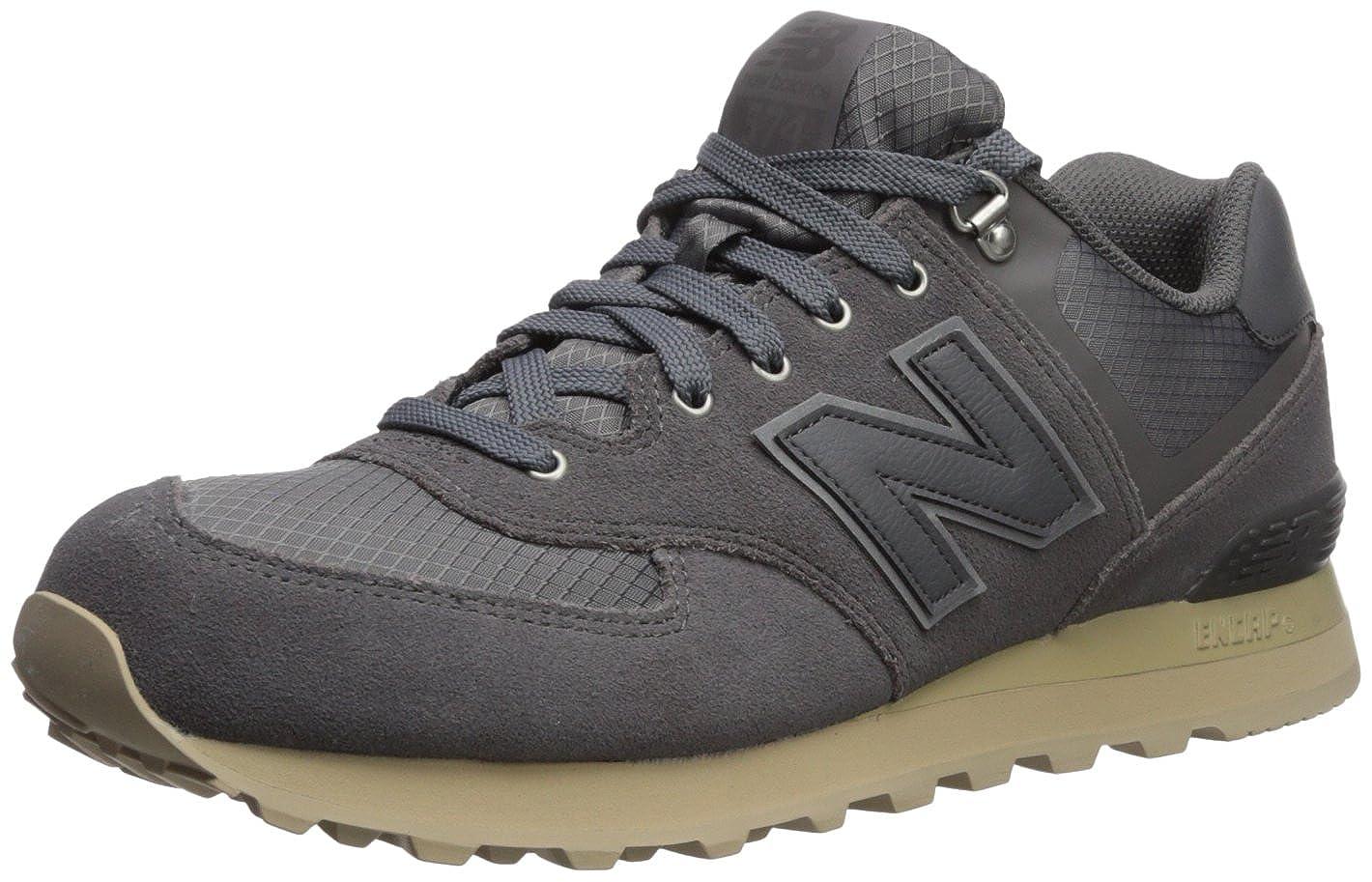 cbee263eb2bc7 New Balance Men's 574 Trainers: Amazon.co.uk: Shoes & Bags