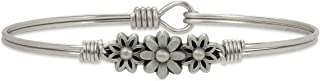 product image for Luca + Danni Daisy Bangle Bracelet for Women Made in USA