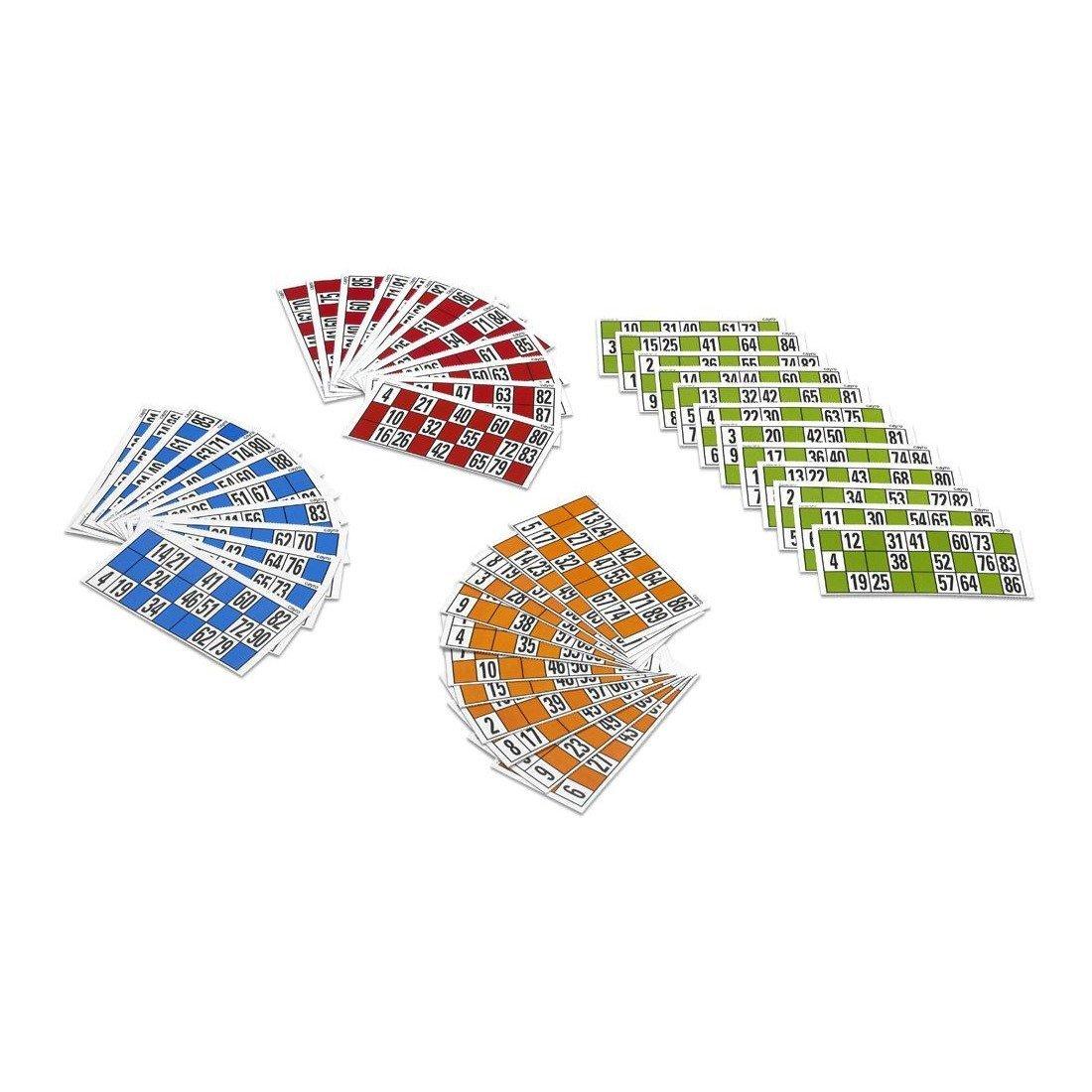 C. Games - 48 CARTONES, Multicolor (C-48) 48C