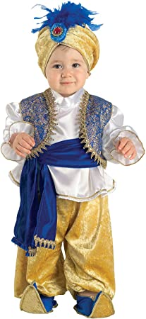 chiber Disfraces Disfraz de Aladin para Bebe (6-12 Meses): Amazon ...