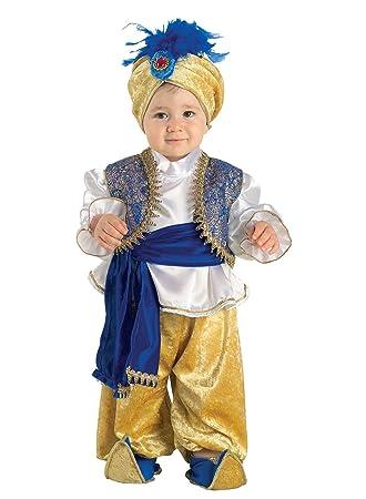 chiber Disfraces Disfraz de Aladin para Bebe (6-12 Meses)  Amazon.es ... 59a8a32bc7d9