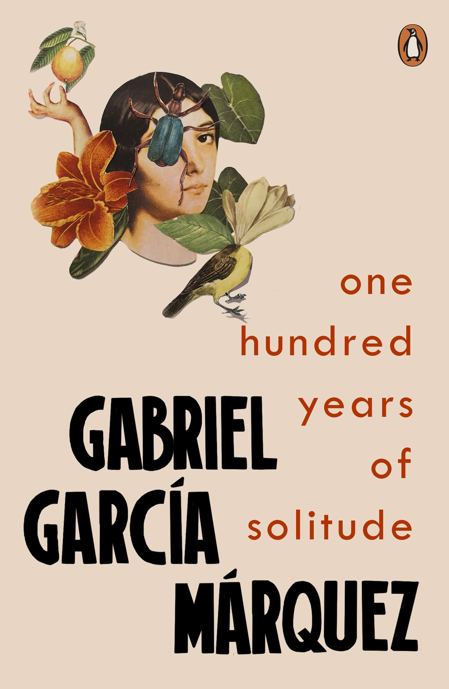 One Hundred Years of Solitude: Amazon.co.uk: Marquez, Gabriel Garcia:  8601417133002: Books