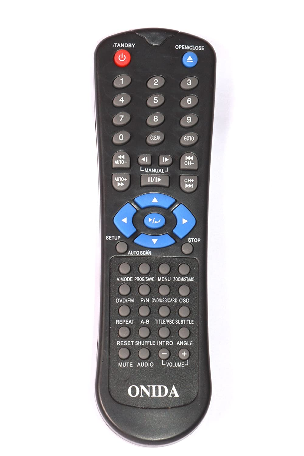 Buy Onida Dvd Player Universal Remote Control Online At Low Prices In India Amazon In