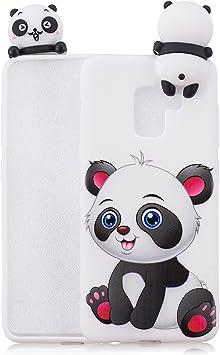 Yobby 3d Animal Dessin Animé Coque Pour Samsung Galaxy A6
