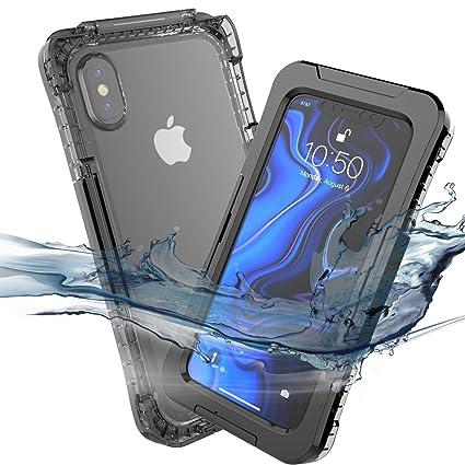 low priced 0202e 91c2a Amazon.com: Mpaltor iPhone 9 Plus Waterproof Waterproof case ...
