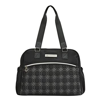 655dfee68630 SoHo Diaper Bag Lincoln 5 Pieces Nappy Tote Multifunction Bag for Baby mom  dad Stylish Unisex Large...