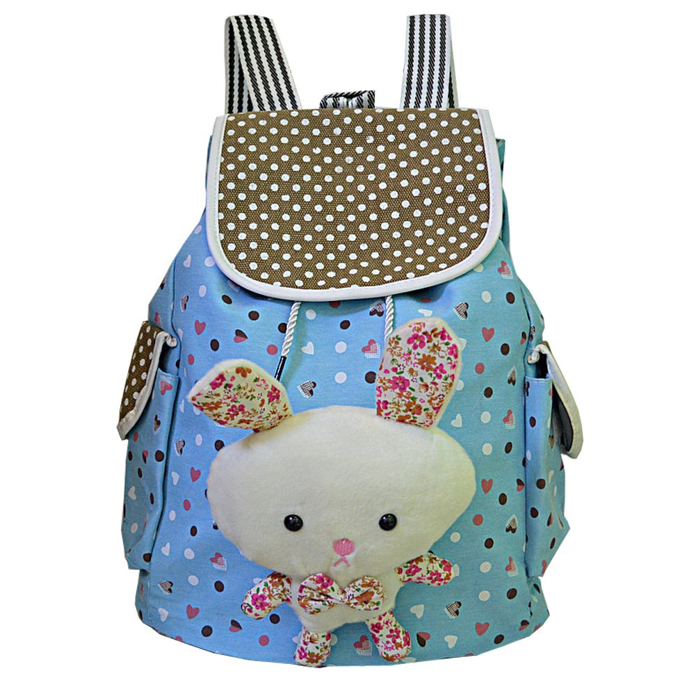 Canvas Bunny Backpack