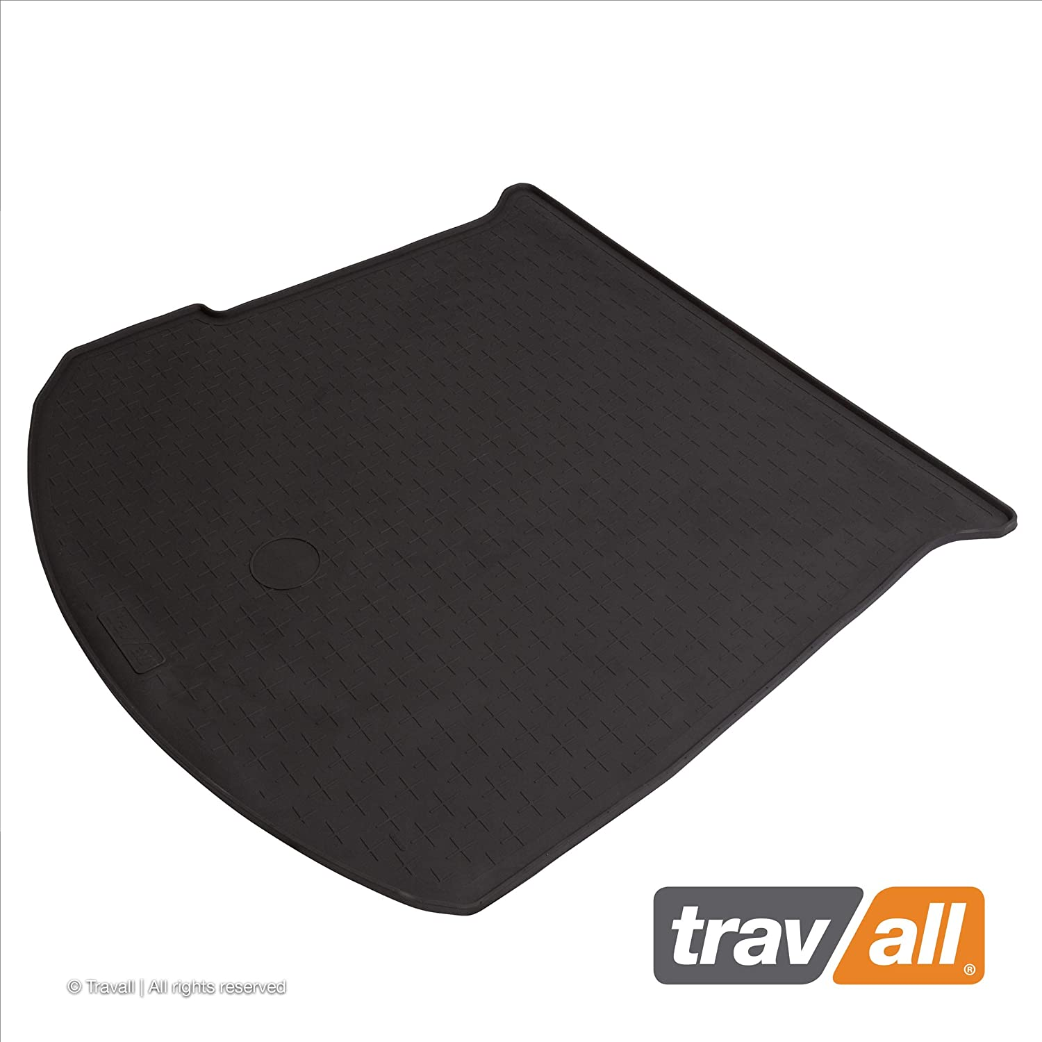 Vehicle-Specific Rubber Boot Mat Liner Travall Liner TBM1014