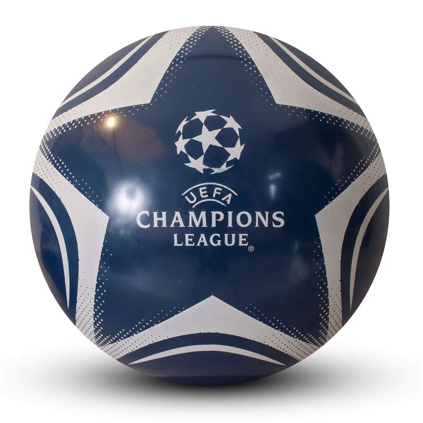UEFA Champions League Flyaway - Balón de fútbol, Color Azul y ...