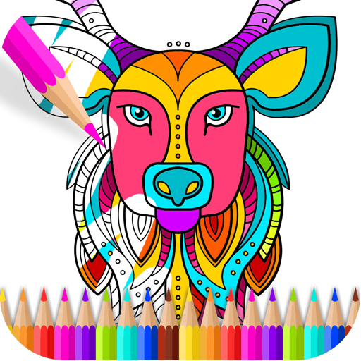 Family Coloring Book ()