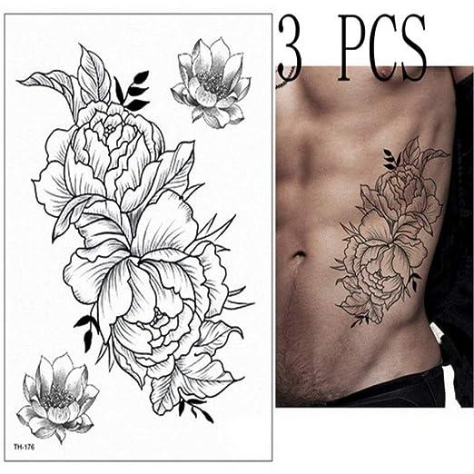 Handaxian 3 Piezas de Tatuaje y Arte Corporal Mujer guerrera ...