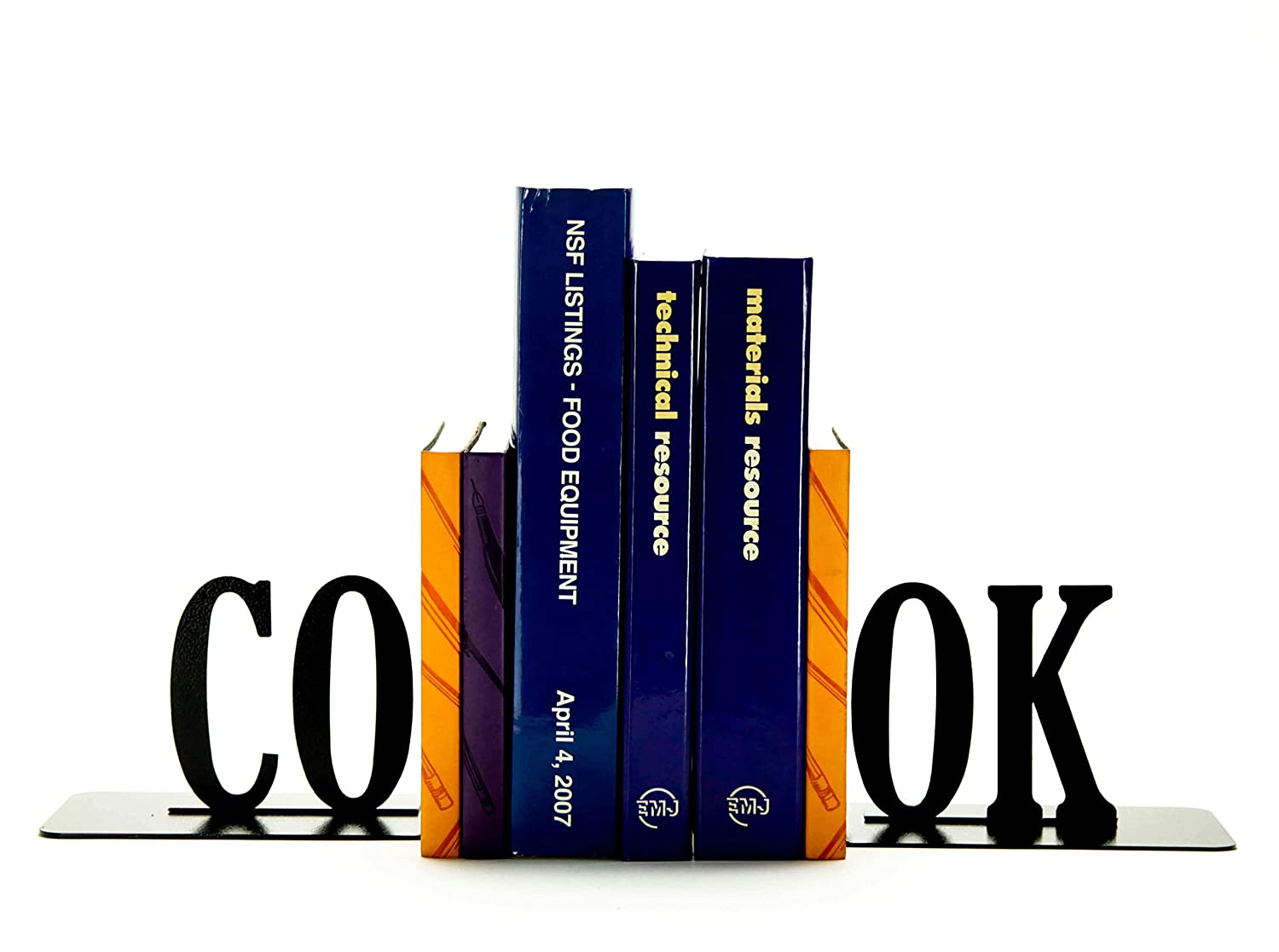 Cook Bookends
