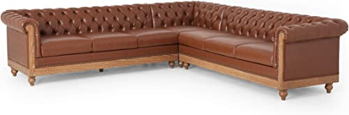 Cheap Christopher Knight Home Castalia Sectional living room sofa for sale