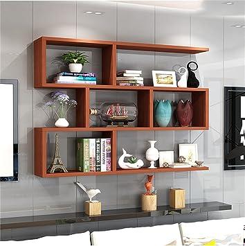 Amazon.com: SYF Shelf Shelf Modern Style Living Room Bedroom ...