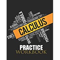 Calculus Practice Workbook: High School Calculus Basic Intermediate Advanced Problems Booklet with Answer Key