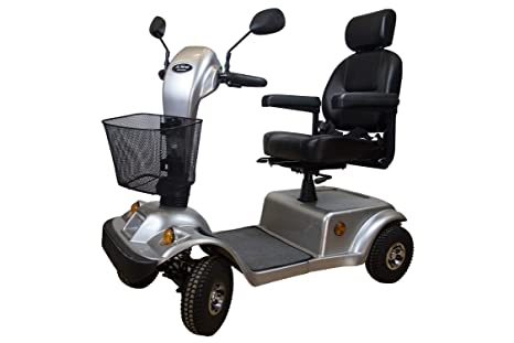AIREL Mobility Scooter Eléctrico | Scooter Eléctrico 4 Ruedas| Scooter Eléctrico Adultos | Scooter Eléctrico