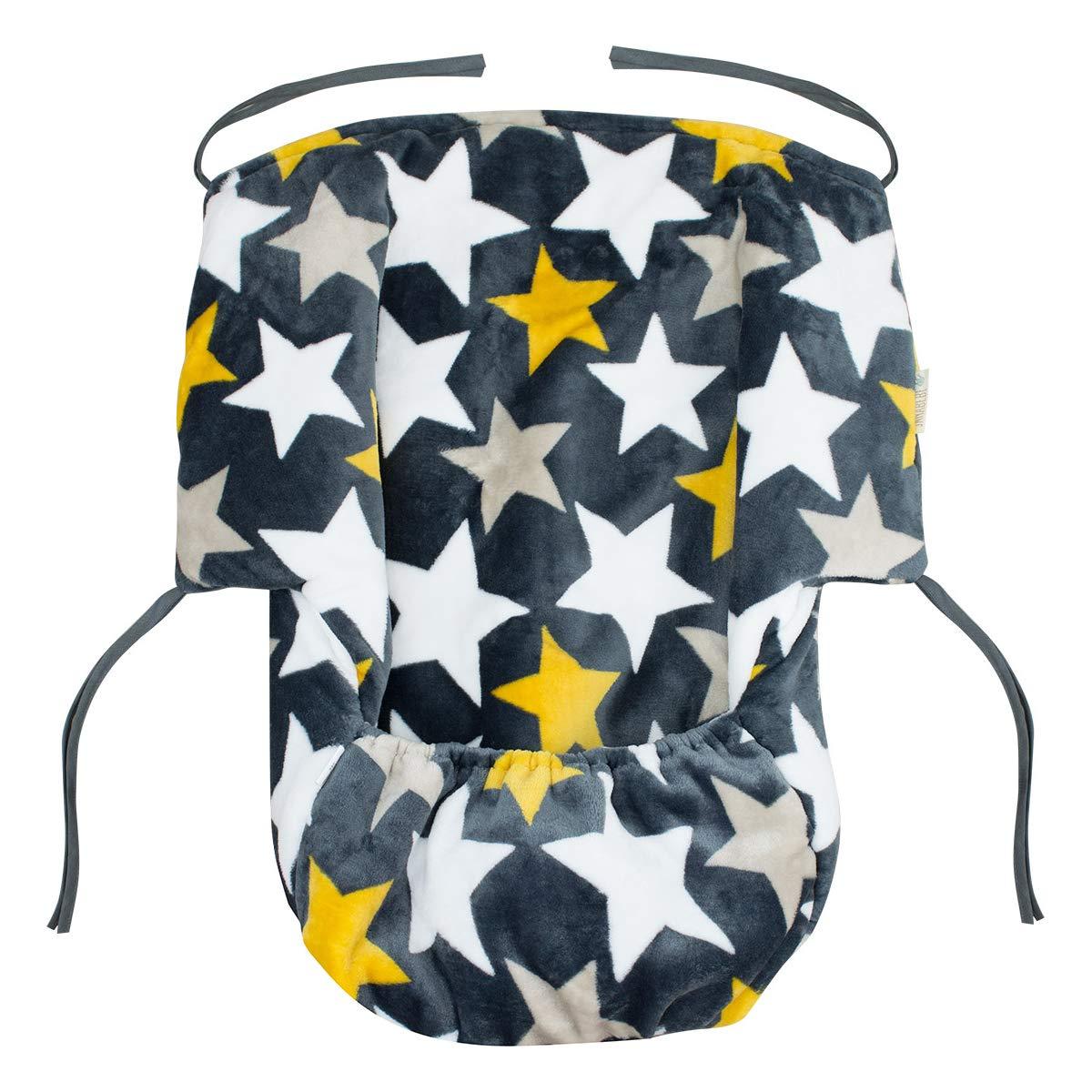 Dark Sky, Polar Fleece Janabeb/é Universal Baby Blanket Footmuff for Pushchairs