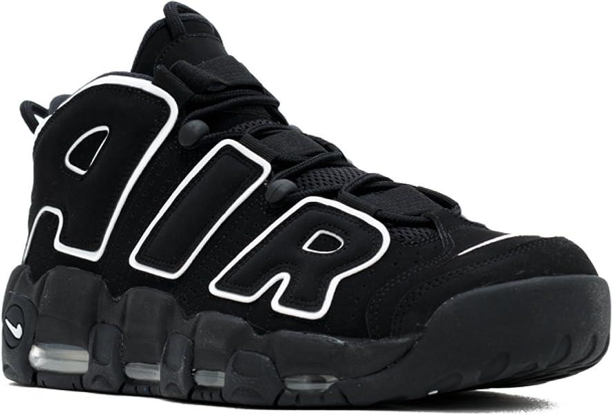 6b2a43b215f54 Amazon.com | Nike Air More Uptempo - 414962 002 | Fashion Sneakers