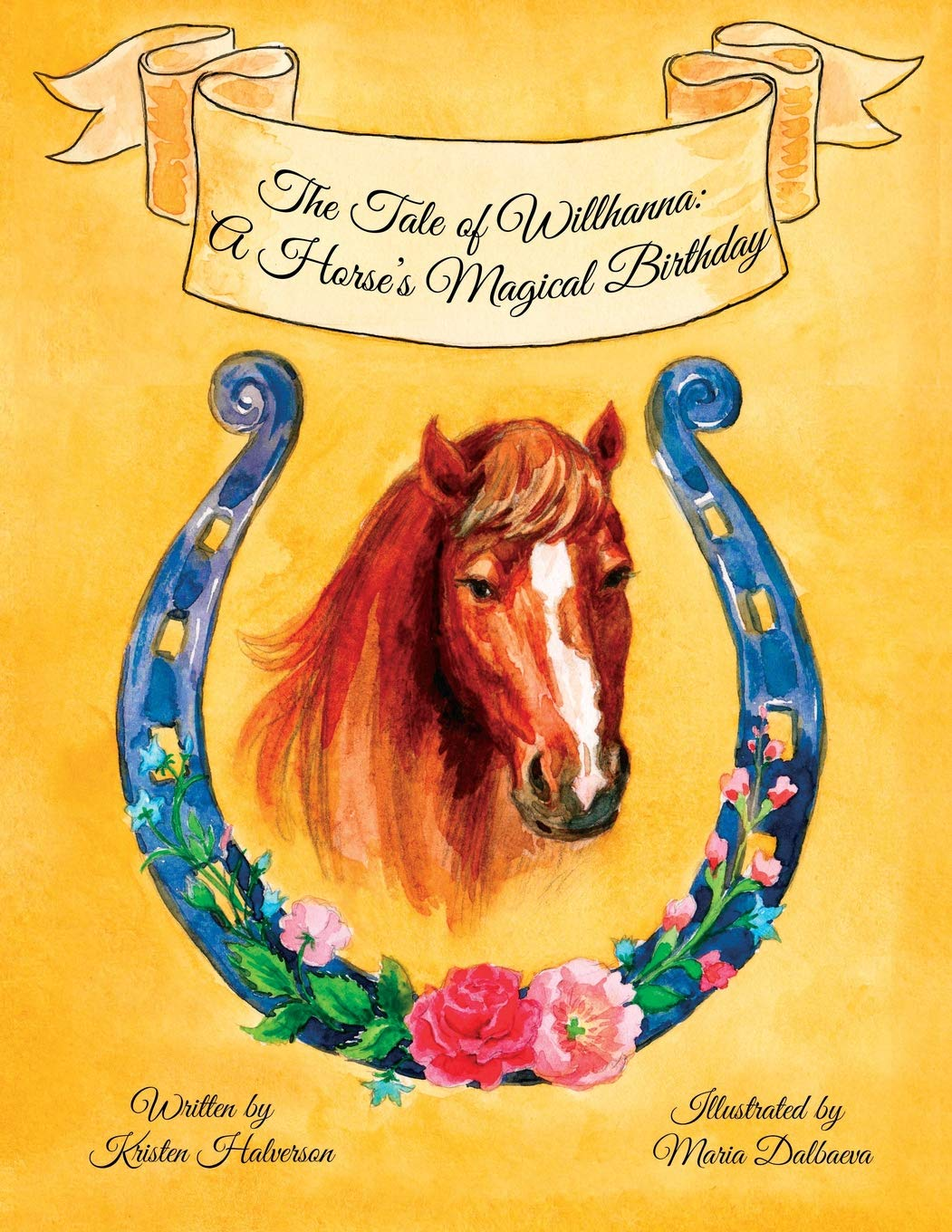 Download The Tale of Willhanna: A Horse's Magical Birthday pdf