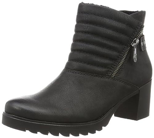 Rieker Damen Y8747 Kurzschaft Stiefel  Amazon.de  Schuhe   Handtaschen 997ea7815f