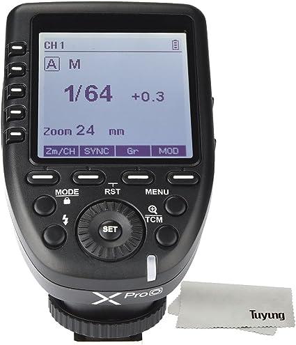 Godox Xpro-O 2.4G TTL Transmisor de flash de cámara inalámbrica Para Olympus