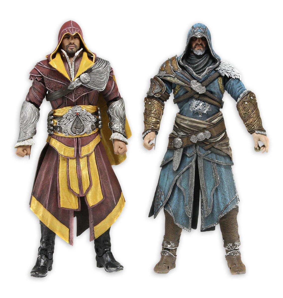 Amazon Com Assassin S Creed Revelations Ezio Auditore 2 Pack