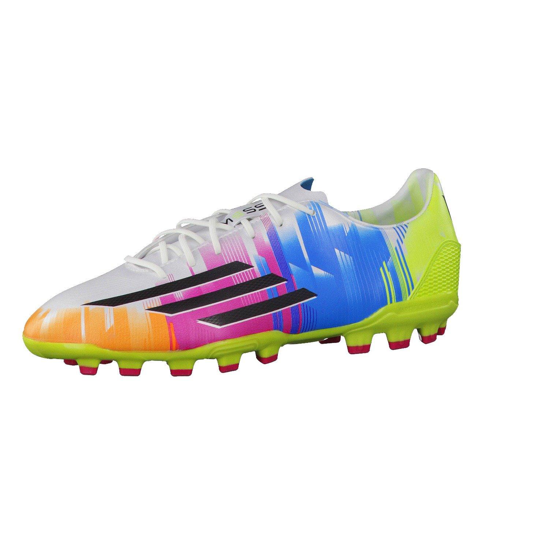 Adidas Schuhe Nockenschuhe F30 Fußballschuhe TRX AG (Messi) runwht schwarz, Größe Adidas 6