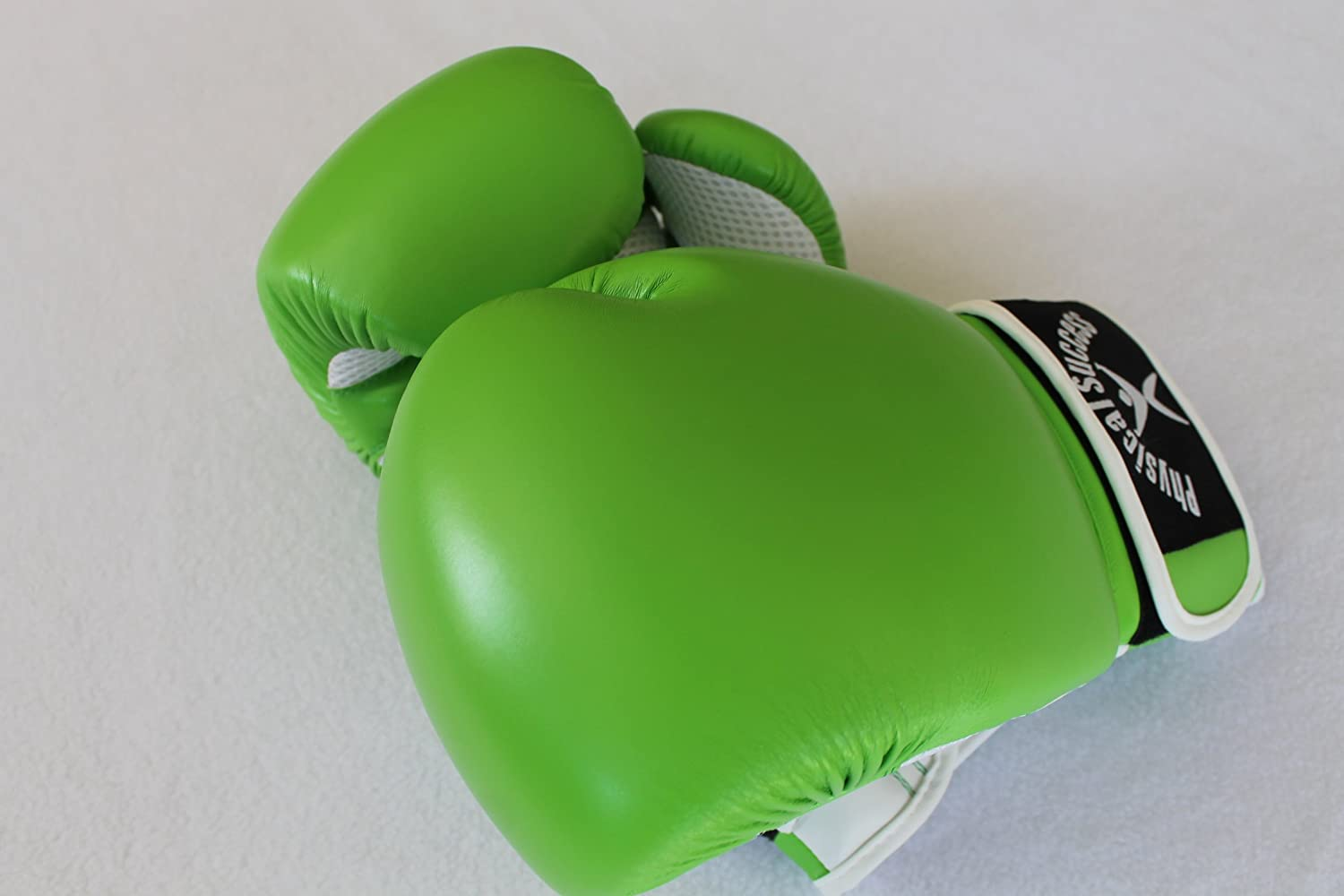 Purple Boxing Gloves 12oz size Red Boxing Gloves Lime Green Boxing Gloves by Physical Success