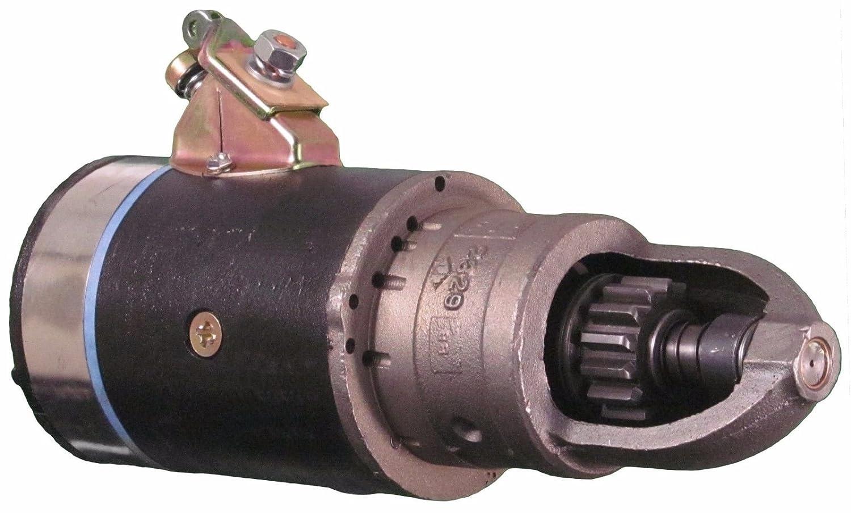 REMAN STARTER FITS ALLIS CHALMERS TRACTOR C 4-125 GAS 1940-1949 1107043 4017R