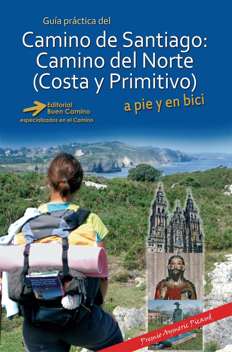 Camino de Santiago: Camino del Norte, Costa y Primitivo: Amazon.es ...