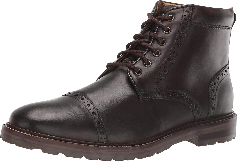 Florsheim Men's Fenway Cap Toe Boot