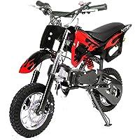 Minimoto Dirtbike Crossbike DS67 de 49 cc, nitro