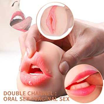 Male oral sex toy