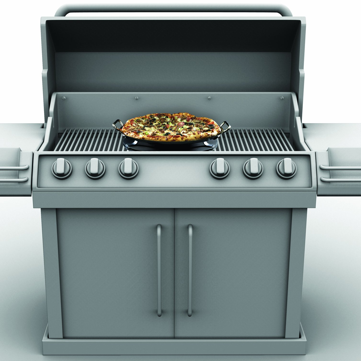 Eastman Outdoors BBQ Grill Pizza Pan by Eastman Outdoors (Image #3)
